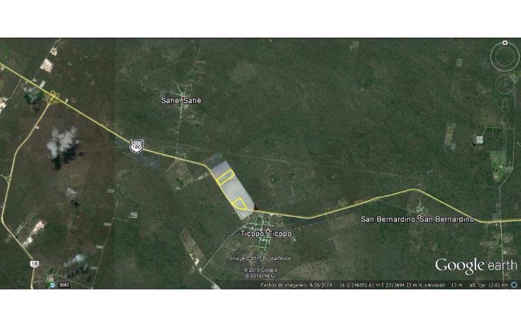 Foto de terreno comercial en venta en  , industrial, mérida, yucatán, 1265243 No. 01