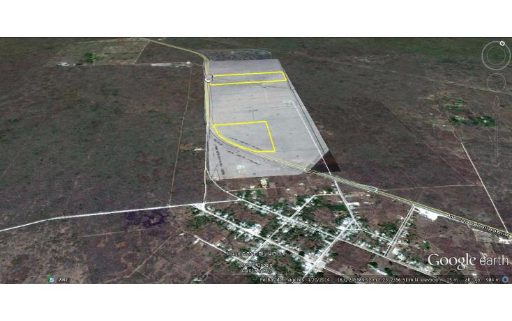 Foto de terreno comercial en venta en  , industrial, mérida, yucatán, 1265243 No. 02
