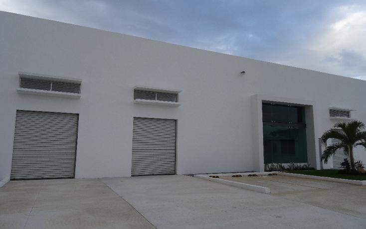Foto de nave industrial en renta en  , industrial, mérida, yucatán, 1562064 No. 01
