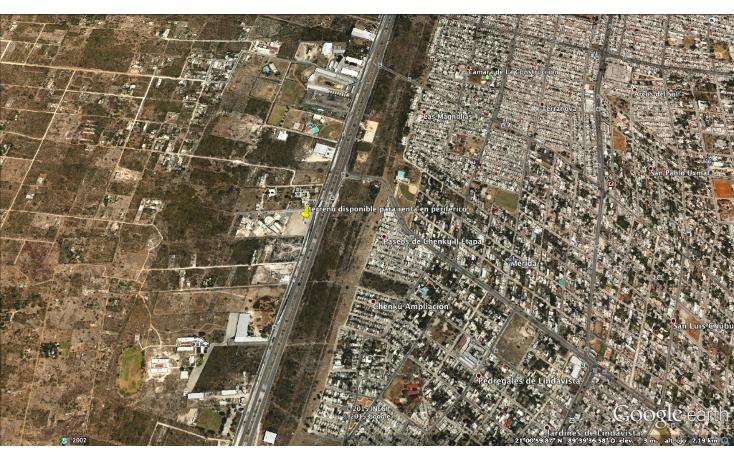Foto de terreno comercial en renta en  , industrial, m?rida, yucat?n, 1604242 No. 06