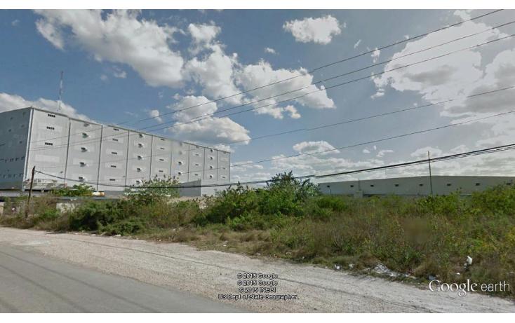 Foto de terreno comercial en venta en  , industrial, m?rida, yucat?n, 1604796 No. 02