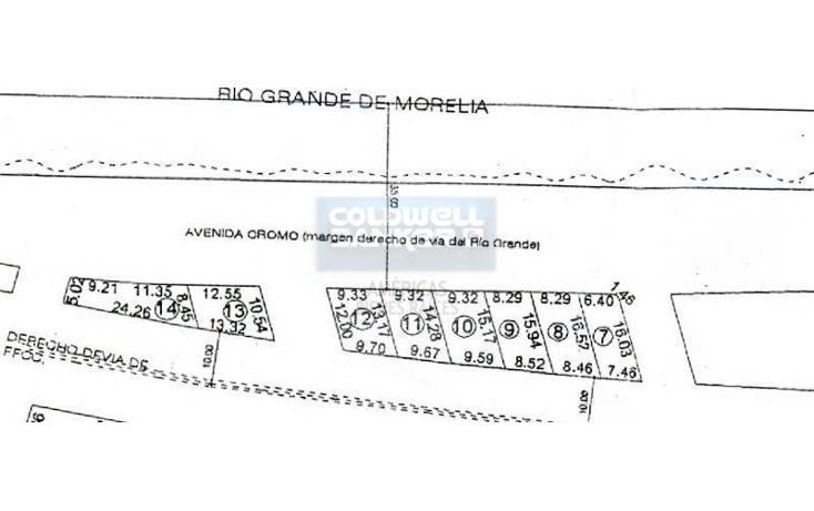 Foto de terreno comercial en venta en  , industrial, morelia, michoacán de ocampo, 1841000 No. 05