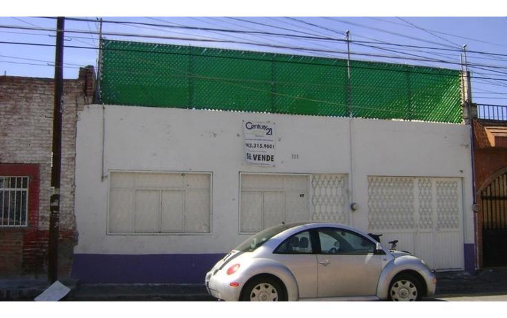 Foto de casa en venta en  , industrial, morelia, michoacán de ocampo, 1892872 No. 01