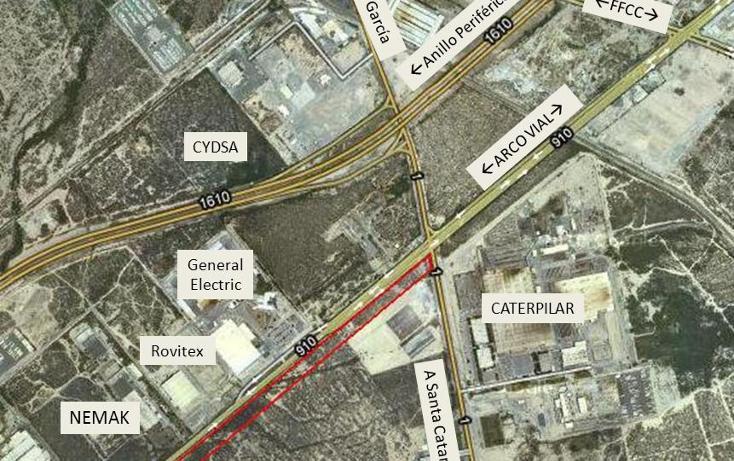 Foto de terreno industrial en venta en  , industrial santa catarina, santa catarina, nuevo león, 1068793 No. 01