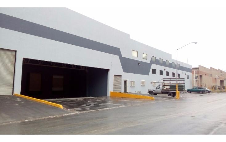 Foto de nave industrial en renta en  , industrial santa catarina, santa catarina, nuevo le?n, 1454551 No. 02