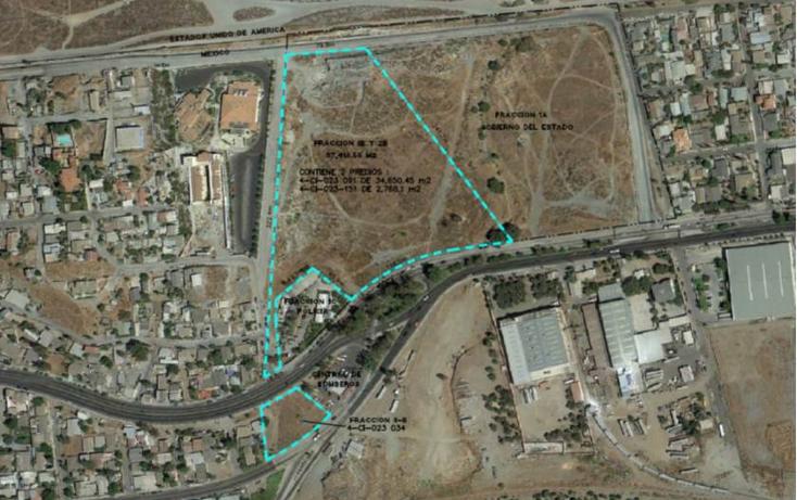 Foto de terreno comercial en venta en  , industrial, tecate, baja california, 1043069 No. 02