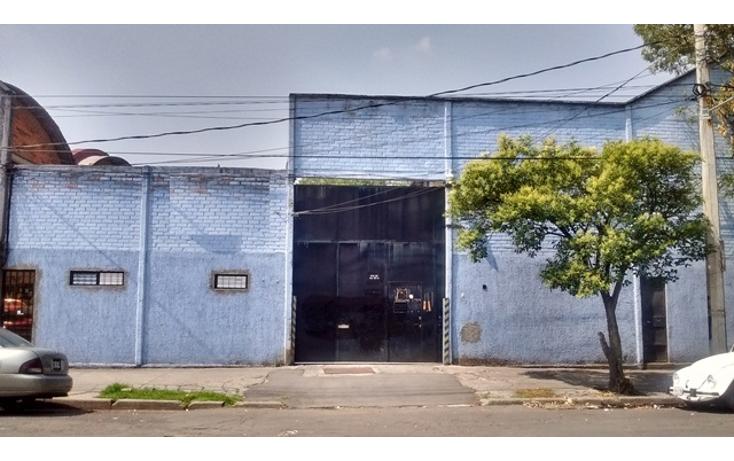 Foto de nave industrial en venta en  , industrial vallejo, azcapotzalco, distrito federal, 1164101 No. 01