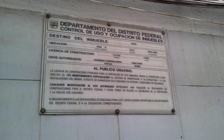 Foto de nave industrial en venta en  , industrial vallejo, azcapotzalco, distrito federal, 1247007 No. 14