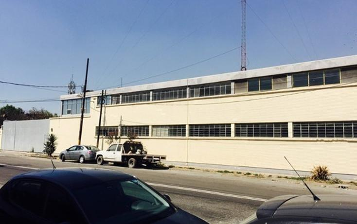 Foto de nave industrial en renta en  , industrial vallejo, azcapotzalco, distrito federal, 1661325 No. 01