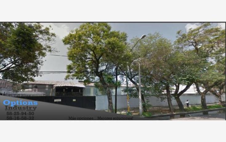 Foto de nave industrial en renta en  , industrial vallejo, azcapotzalco, distrito federal, 1750782 No. 01