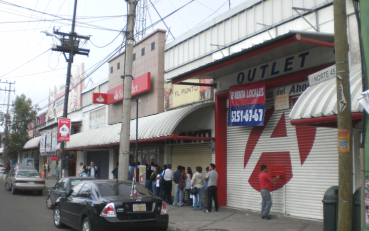 Foto de local en renta en  , industrial vallejo, azcapotzalco, distrito federal, 1835516 No. 12
