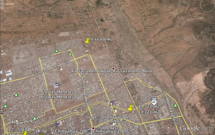 Foto de terreno comercial en venta en, industrias, chihuahua, chihuahua, 772437 no 01