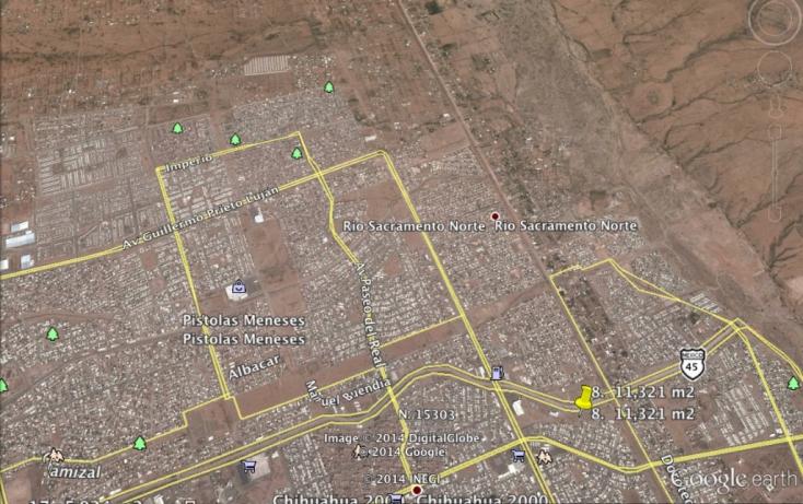 Foto de terreno comercial en venta en, industrias, chihuahua, chihuahua, 772437 no 02