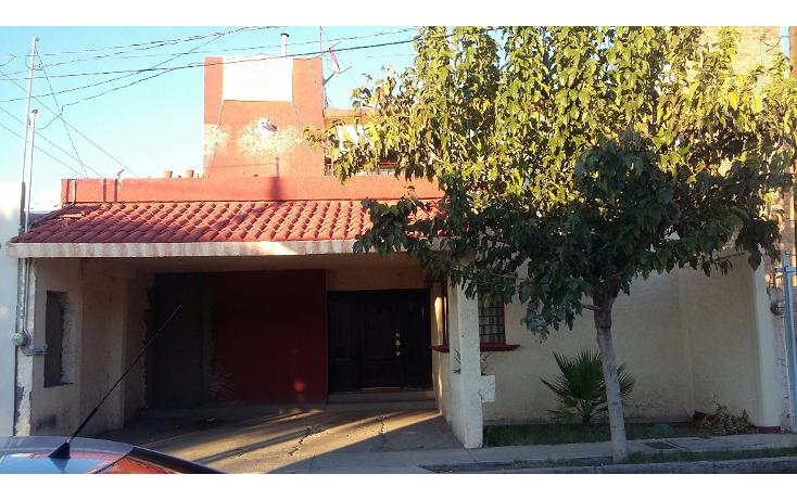 Foto de casa en venta en  , inf. delicias sur, delicias, chihuahua, 1466639 No. 01