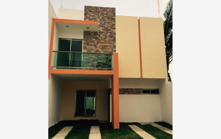 Foto de casa en venta en  , infonavit, centro, tabasco, 1538674 No. 01