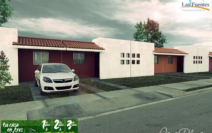 Foto de casa en venta en  , infonavit del mar, escuinapa, sinaloa, 1966936 No. 13