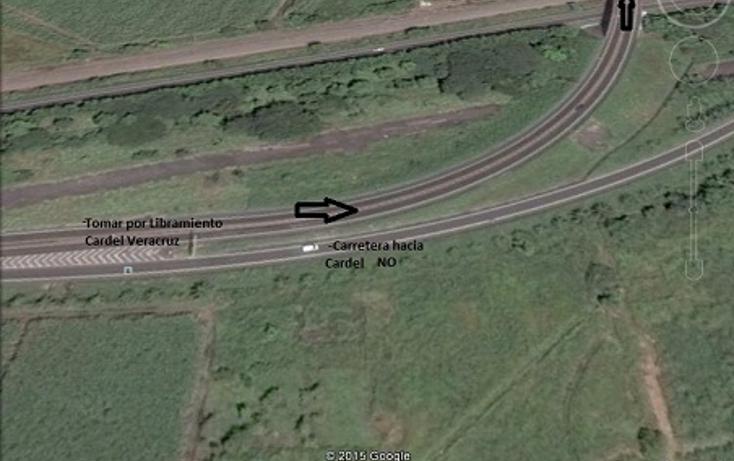 Foto de terreno comercial en venta en  , infonavit el pando i, puente nacional, veracruz de ignacio de la llave, 1162963 No. 04
