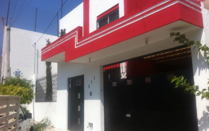 Foto de casa en venta en  , infonavit el rosario, tuxtla gutiérrez, chiapas, 2043375 No. 01