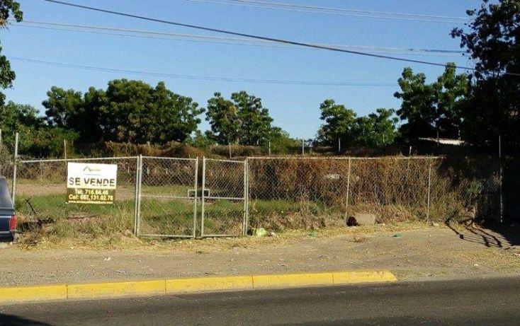 Foto de terreno comercial en venta en, infonavit humaya, culiacán, sinaloa, 1776856 no 01