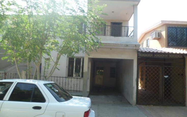 Foto de casa en venta en  , infonavit humaya, culiacán, sinaloa, 1992002 No. 01