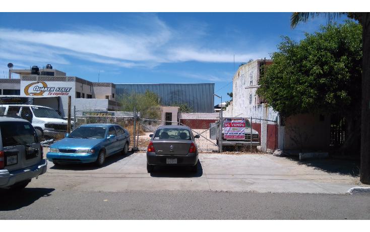 Foto de terreno comercial en venta en  , infonavit, la paz, baja california sur, 1290611 No. 01