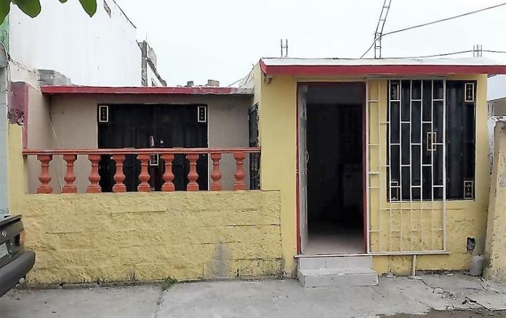 Foto de casa en venta en  , infonavit las brisas, veracruz, veracruz de ignacio de la llave, 1807334 No. 01