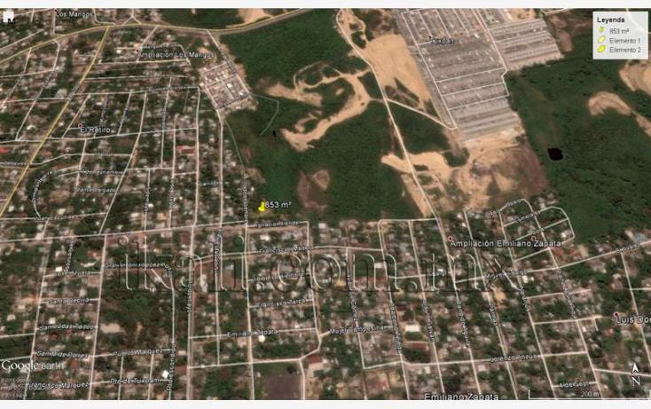 Foto de terreno habitacional en venta en leona vicario , infonavit las granjas de alto lucero, tuxpan, veracruz de ignacio de la llave, 2676414 No. 09