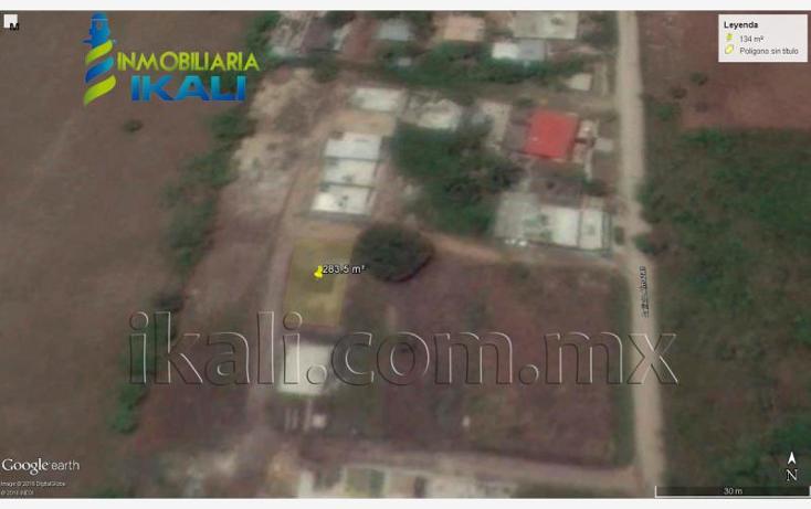 Foto de terreno habitacional en venta en calixto almazan , infonavit las granjas, tuxpan, veracruz de ignacio de la llave, 2653708 No. 02