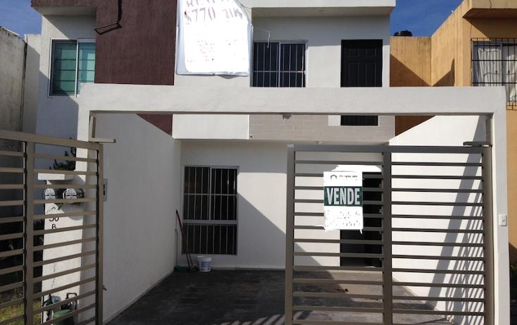 Foto de casa en venta en  , infonavit las vegas, boca del río, veracruz de ignacio de la llave, 1267455 No. 01