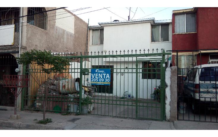 Foto de casa en venta en  , infonavit nacional, chihuahua, chihuahua, 1749020 No. 01