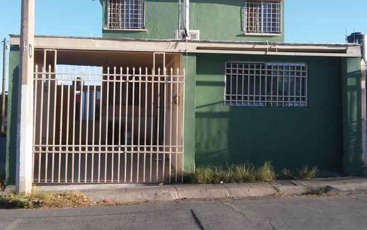 Foto de casa en venta en  , infonavit nacional, chihuahua, chihuahua, 1776838 No. 01