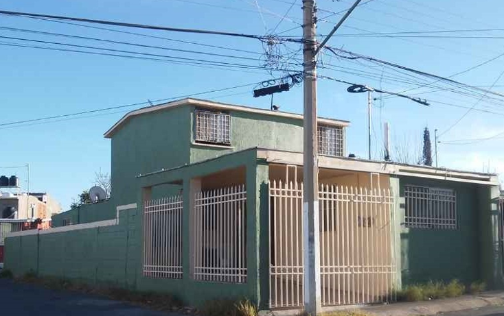 Foto de casa en venta en  , infonavit nacional, chihuahua, chihuahua, 1776838 No. 02