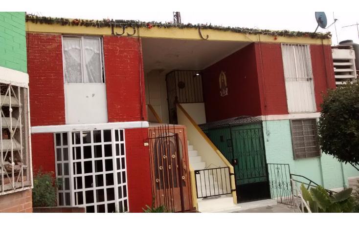 Foto de casa en venta en  , infonavit norte 1a sección, cuautitlán izcalli, méxico, 1610024 No. 01