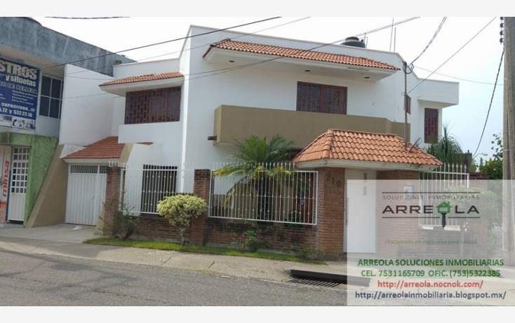 Foto de casa en renta en  , infonavit nuevo horizonte, lázaro cárdenas, michoacán de ocampo, 1541310 No. 02
