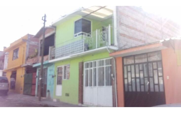 Foto de casa en venta en  , infonavit pedregoso, san juan del río, querétaro, 1065297 No. 01