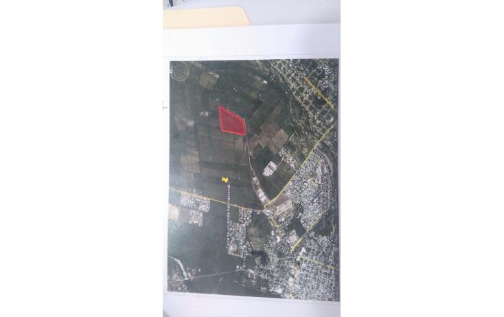 Foto de terreno habitacional en venta en  , infonavit río verde, linares, nuevo león, 1658006 No. 01