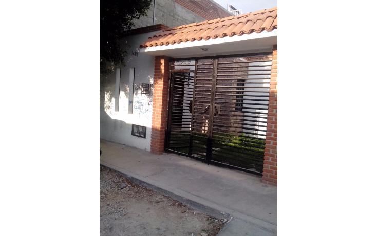 Foto de casa en venta en  , infonavit san isidro, san juan del r?o, quer?taro, 1809950 No. 01