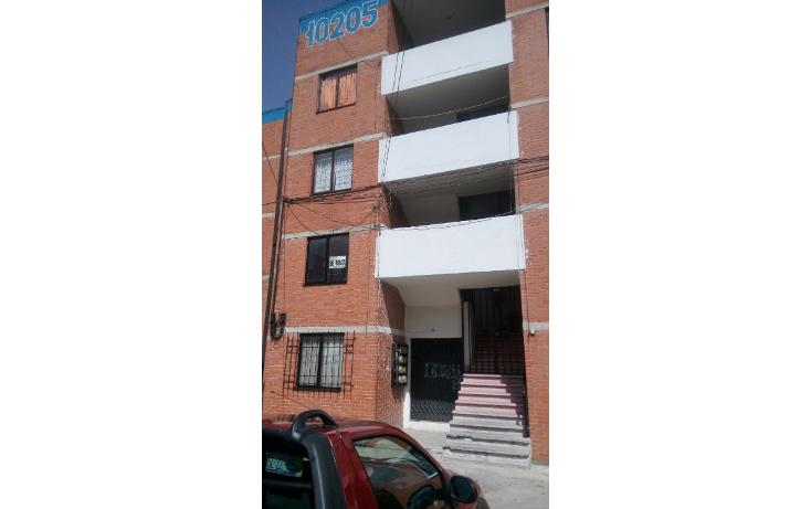 Foto de departamento en renta en  , infonavit villa frontera, puebla, puebla, 1204355 No. 01
