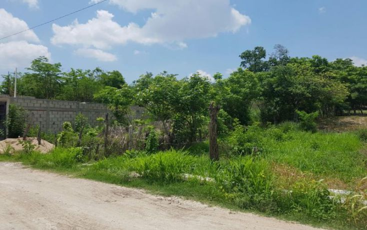 Foto de terreno habitacional en venta en innominada, acacia 2000, tuxtla gutiérrez, chiapas, 2028644 no 01