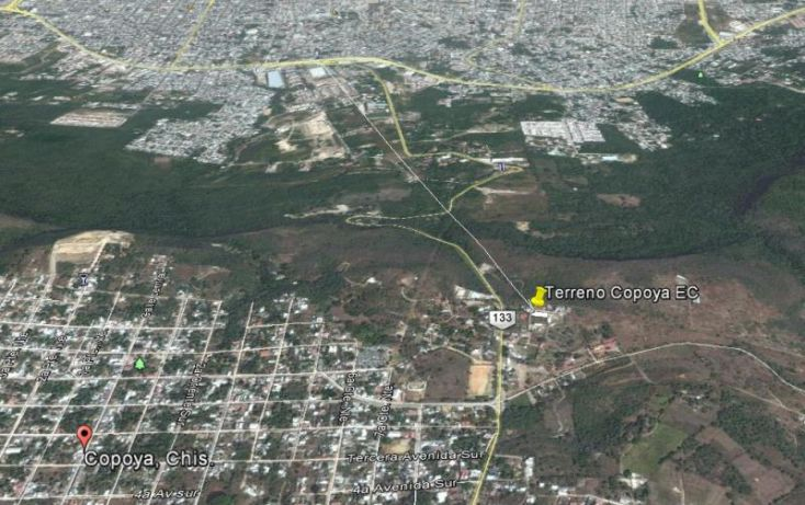 Foto de terreno habitacional en venta en innominada, copoya, tuxtla gutiérrez, chiapas, 1440899 no 05