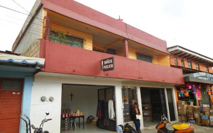 Foto de local en venta en innominada, el cerrillo, san cristóbal de las casas, chiapas, 835873 no 01