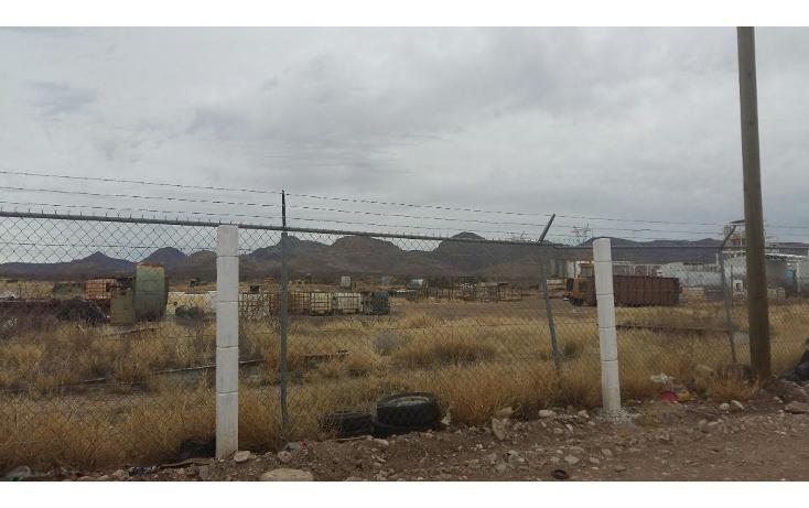 Foto de terreno comercial en venta en  , instalaciones de pemex, chihuahua, chihuahua, 1668850 No. 05