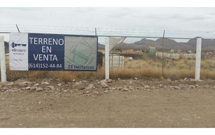 Foto de terreno comercial en venta en  , instalaciones de pemex, chihuahua, chihuahua, 1668850 No. 06