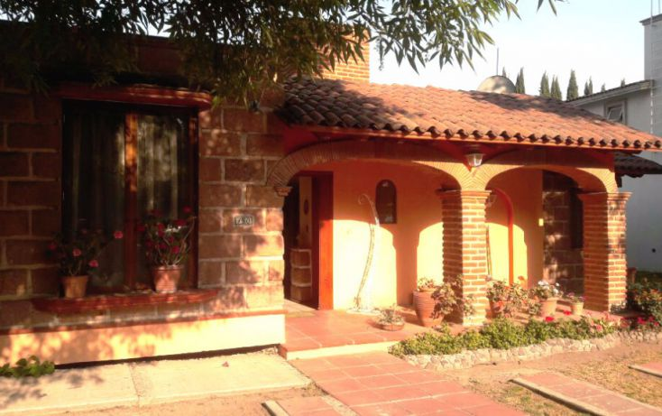 Foto de casa en venta en insurgentes 18 int 10, cedros, tepotzotlán, estado de méxico, 1756185 no 35