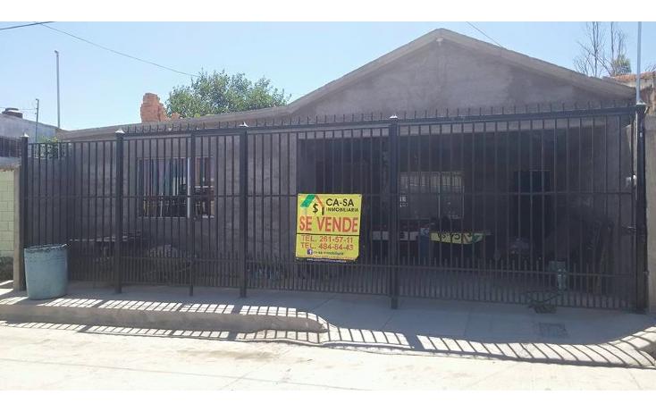 Foto de casa en venta en  , insurgentes, chihuahua, chihuahua, 1101273 No. 01