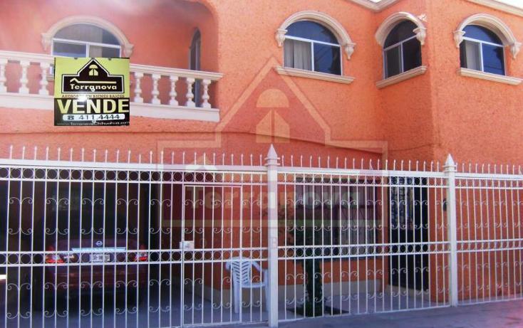 Foto de casa en venta en  , insurgentes, chihuahua, chihuahua, 528940 No. 01