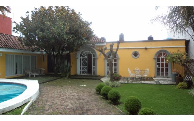 Foto de casa en renta en  , insurgentes, cuernavaca, morelos, 1264563 No. 01