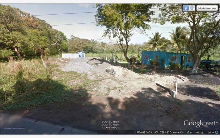 Foto de terreno habitacional en venta en insurgentes, el tejar, medellín, veracruz, 1606992 no 01