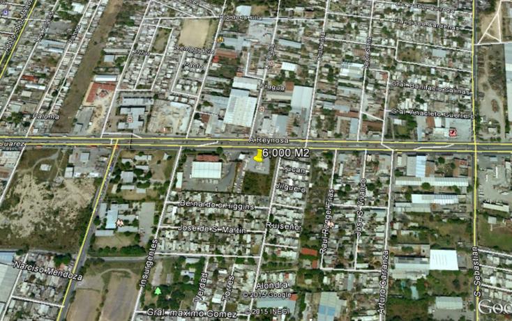 Foto de terreno comercial en venta en  , insurgentes, guadalupe, nuevo león, 1545828 No. 01