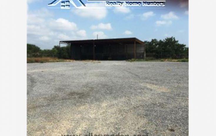 Foto de terreno habitacional en venta en insurgentes, jesús maría, pesquería, nuevo león, 1319031 no 01